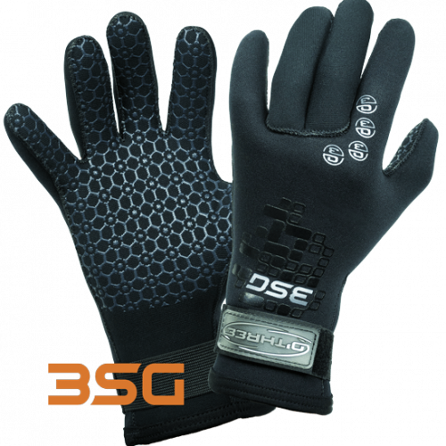 3 Season Diving Glove