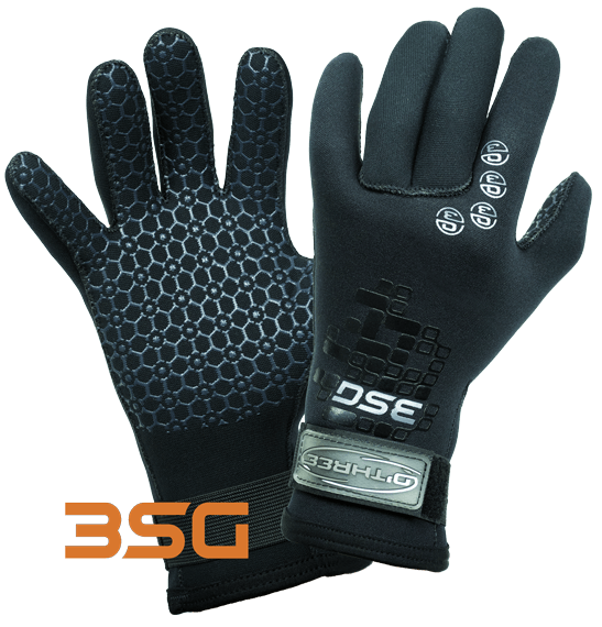3 Season Diving Glove