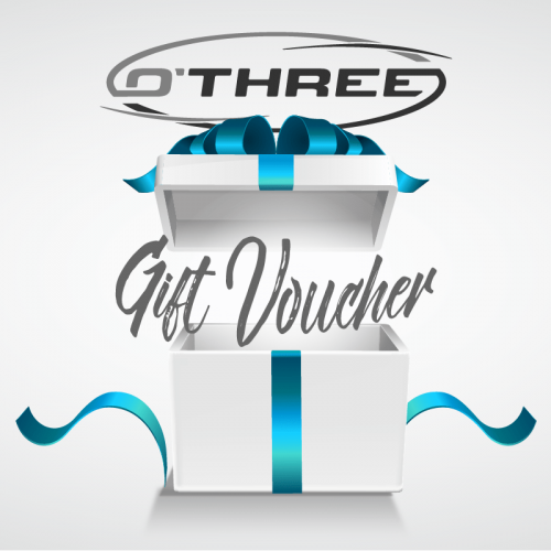 O'Three Gift Voucher