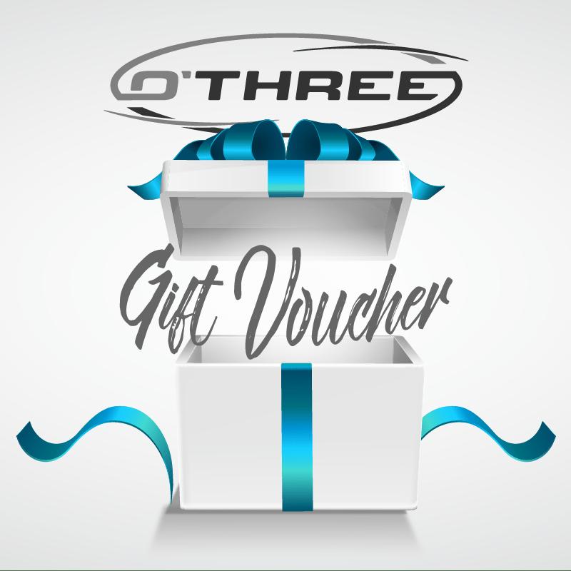 O'Three Gift Voucher