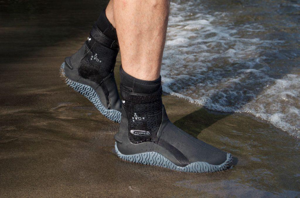 O'Three Zipperless Boots