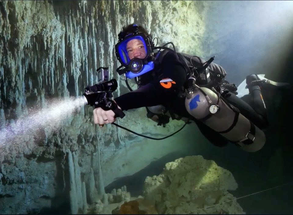 steve backshall undiscovered worlds