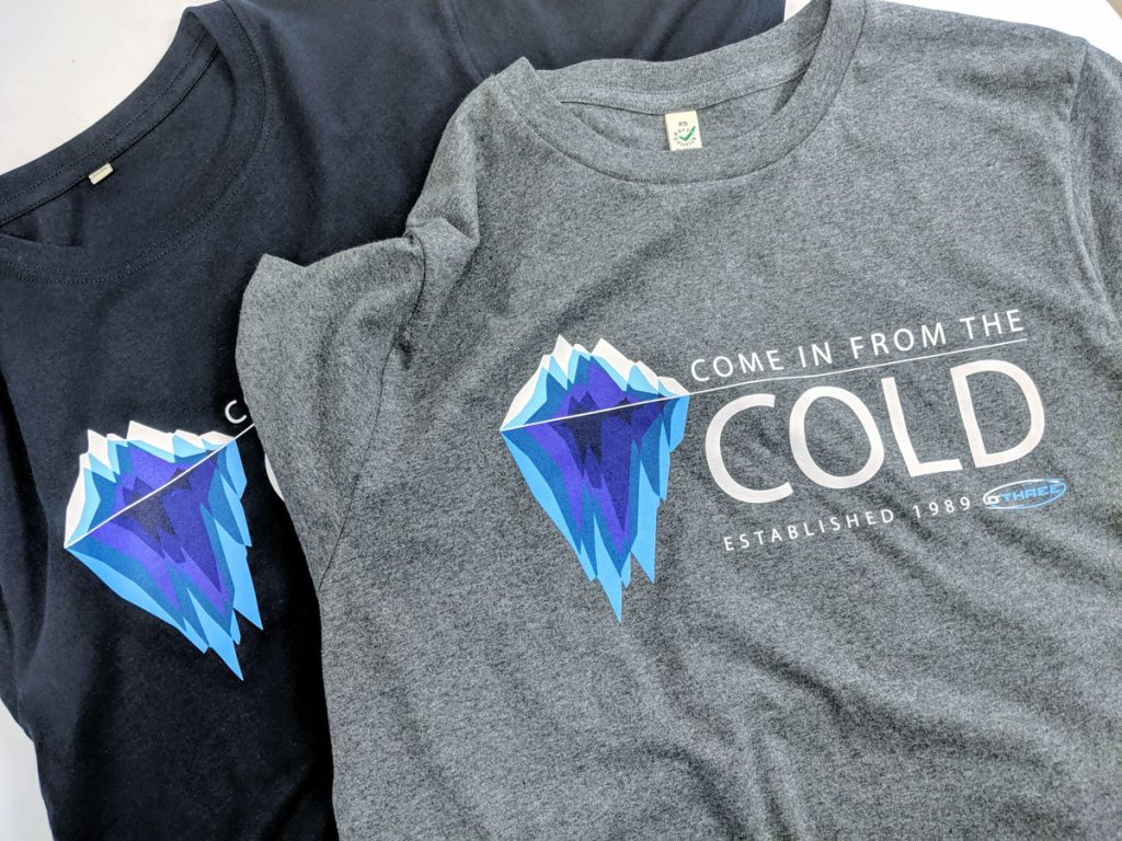 OThree Iceberg T-Shirt