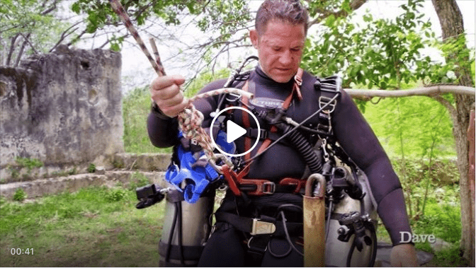 Steve Backshall - Expeditions Dave TV