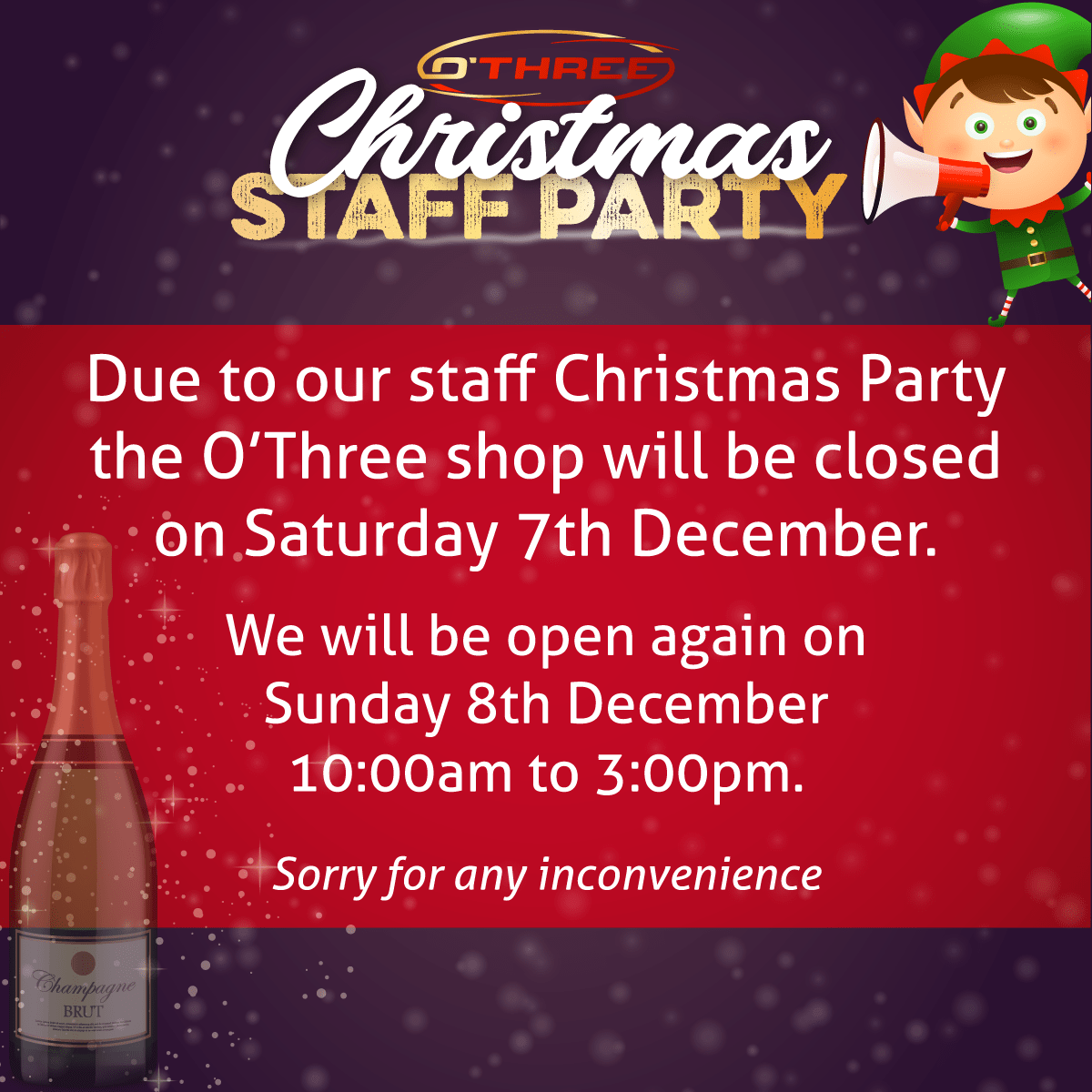 christmas-party-closure