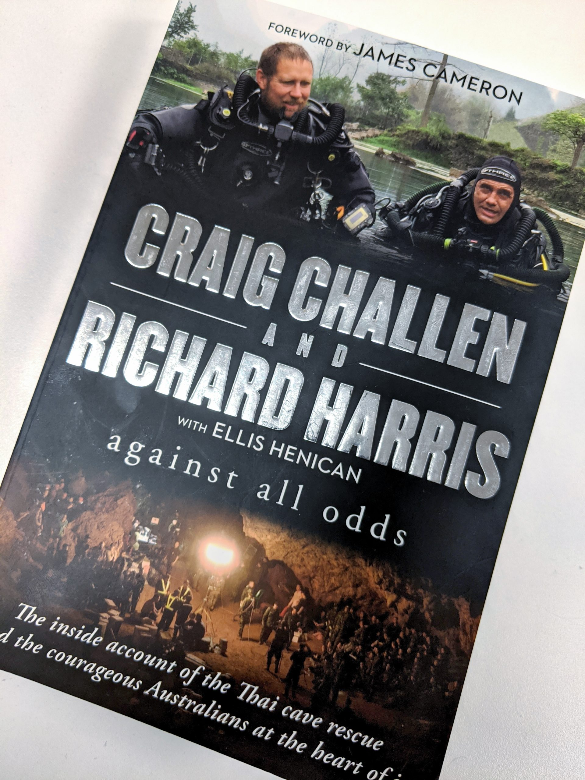 craig challen richard harris against all odds