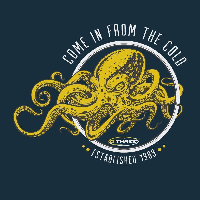 Octopus Hoodie Artwork